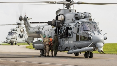 Photo ID 159868 by Alex van Noye. France Air Force Eurocopter EC 725R2 Caracal, 2802