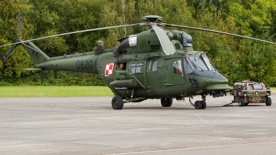 Photo ID 159870 by Alex van Noye. Poland Army PZL Swidnik W 3PL Gluszec, 0820
