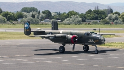 Photo ID 159865 by Aaron C. Rhodes. Private Collings Foundation North American B 25J Mitchell, NL3476G