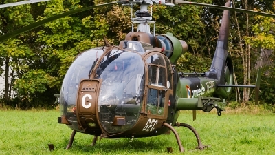 Photo ID 159900 by Alex van Noye. France Army Aerospatiale SA 342L1 Gazelle, 4207