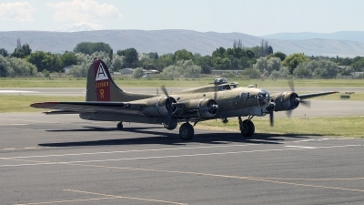Photo ID 159927 by Aaron C. Rhodes. Private Collings Foundation Boeing B 17G Flying Fortress 299P, NL93012