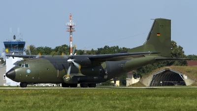 Photo ID 159939 by Thomas Ziegler - Aviation-Media. Germany Air Force Transport Allianz C 160D, 51 08