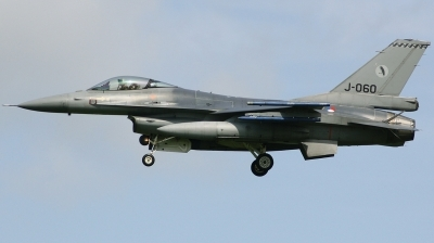 Photo ID 159958 by Arie van Groen. Netherlands Air Force General Dynamics F 16AM Fighting Falcon, J 060