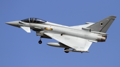 Photo ID 159999 by Zafer BUNA. UK Air Force Eurofighter Typhoon FGR4, ZJ932