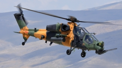Photo ID 159983 by Peter Terlouw. Turkey Army Agusta Westland TAI T 129A ATAK, 13 1004