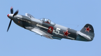Photo ID 160041 by Ales Hottmar. Private Private Yakovlev Yak 3U, D FYGJ