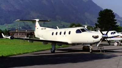 Photo ID 160096 by Sven Zimmermann. Company Owned Pilatus Pilatus PC 12 45, HB FQW