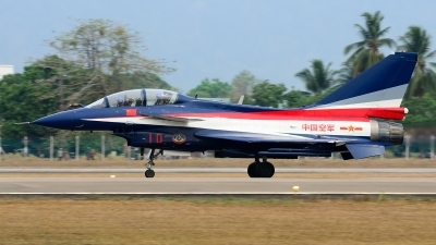 Photo ID 160089 by Teerawut Wongdee. China Air Force Chengdu J10S, 10