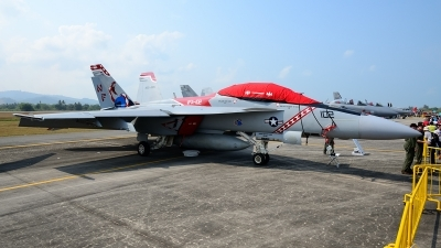 Photo ID 160103 by Teerawut Wongdee. USA Navy Boeing F A 18F Super Hornet, 166917