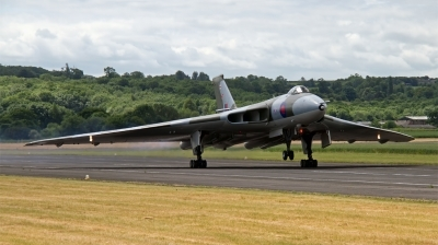 Photo ID 162749 by Chris Albutt. UK Air Force Avro 698 Vulcan B2, XM655