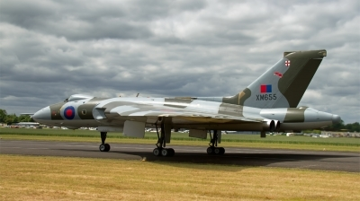 Photo ID 162832 by Chris Albutt. UK Air Force Avro 698 Vulcan B2, XM655