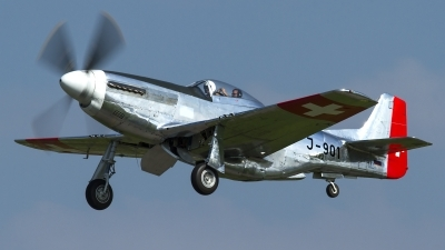 Photo ID 160106 by Thomas Ziegler - Aviation-Media. Private Private North American P 51D Mustang, D FPSI