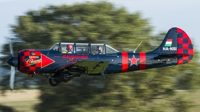 Photo ID 160311 by Thomas Ziegler - Aviation-Media. Private Private Yakovlev Yak 52, HA NSI