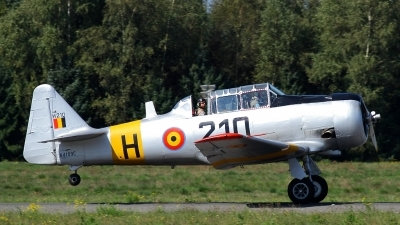 Photo ID 160107 by Maurice Kockro. Private Private North American AT 6G Texan, N4109C