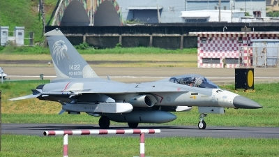 Photo ID 160129 by Diamond MD Dai. Taiwan Air Force AIDC F CK 1C Hsiang Sheng, 1422