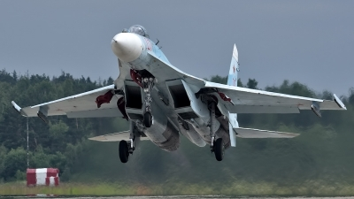 Photo ID 160147 by Vladimir Vorobyov. Russia Air Force Sukhoi Su 27SM, RF 92209