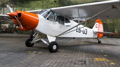Photo ID 160242 by Alex van Noye. Belgium Air Force Piper L 21B Super Cub PA 18 135, LB 03