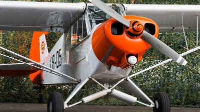 Photo ID 160244 by Alex van Noye. Belgium Air Force Piper L 21B Super Cub PA 18 135, LB 05