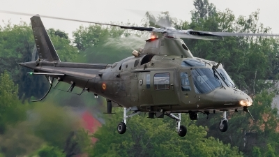Photo ID 160294 by Alex van Noye. Belgium Army Agusta A 109HA A 109BA, H40