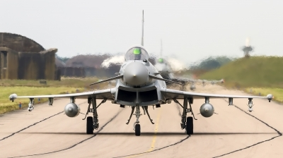Photo ID 160266 by Craig Wise. UK Air Force Eurofighter Typhoon FGR4, ZJ920