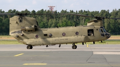 Photo ID 160269 by Günther Feniuk. USA Army Boeing Vertol CH 47F Chinook, 06 08030