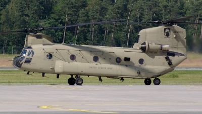 Photo ID 160270 by Günther Feniuk. USA Army Boeing Vertol CH 47F Chinook, 04 08716