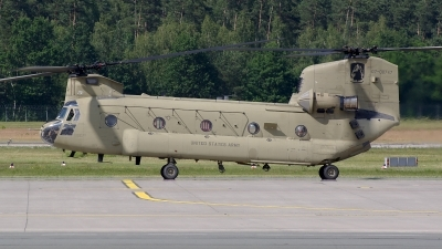Photo ID 160271 by Günther Feniuk. USA Army Boeing Vertol CH 47F Chinook, 07 08747