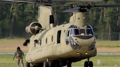 Photo ID 160272 by Günther Feniuk. USA Army Boeing Vertol CH 47F Chinook, 06 08030