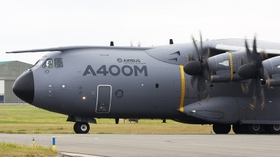 Photo ID 160403 by Walter Van Bel. Company Owned Airbus Airbus A400M Atlas, EC 406