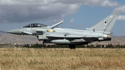 Photo ID 160567 by Carl Brent. UK Air Force Eurofighter Typhoon FGR4, ZJ932