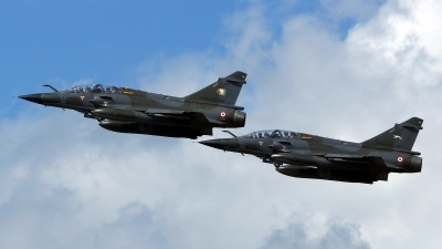 Photo ID 160449 by Lukas Kinneswenger. France Air Force Dassault Mirage 2000N, 335