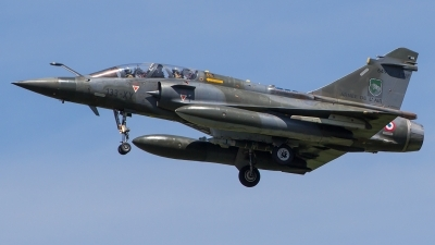 Photo ID 160543 by Daniel Fuchs. France Air Force Dassault Mirage 2000D, 649