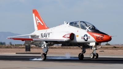 Photo ID 160709 by Jonathan Navarro. USA Navy McDonnell Douglas T 45C Goshawk, 165465