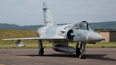 Photo ID 160705 by Roel Kusters. France Air Force Dassault Mirage 2000 5F, 66