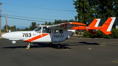 Photo ID 160636 by Russell Hill. USA Navy Cessna O 2A Pelican, 167783
