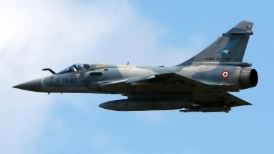 Photo ID 160688 by Lukas Kinneswenger. France Air Force Dassault Mirage 2000 5F, 66