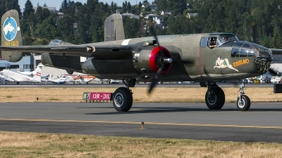 Photo ID 160724 by Aaron C. Rhodes. Private Collings Foundation North American B 25J Mitchell, NL3476G