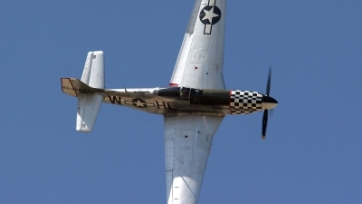 Photo ID 161073 by Chris Hauser. Private Private North American P 51D Mustang, G CBNM