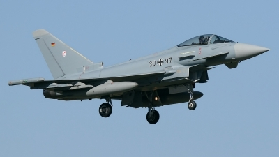 Photo ID 160970 by Rainer Mueller. Germany Air Force Eurofighter EF 2000 Typhoon S, 30 97