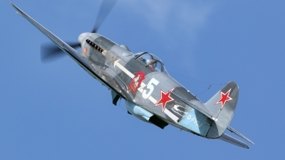 Photo ID 160988 by Ales Hottmar. Private Private Yakovlev Yak 3U, D FYGJ