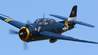 Photo ID 160989 by Ales Hottmar. Private Association Charlie 039 s Heavy Grumman TBM 3E Avenger, HB RDG
