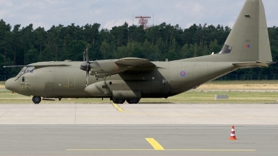 Photo ID 161069 by Günther Feniuk. UK Air Force Lockheed Martin Hercules C5 C 130J L 382, ZH883