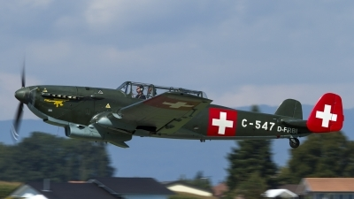 Photo ID 161105 by Thomas Ziegler - Aviation-Media. Private Private Eidgenossische Flugzeugwerke C 3603, D FRBI