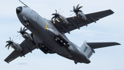 Photo ID 161254 by Luca Bani. Company Owned Airbus Airbus A400M Atlas, EC 406