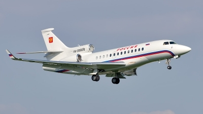 Photo ID 161251 by Vladimir Vorobyov. Russia Russia State Transport Company Dassault Falcon 7X, RA 09009