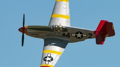 Photo ID 161501 by Aaron C. Rhodes. Private Commemorative Air Force North American P 51C Mustang, NL61429