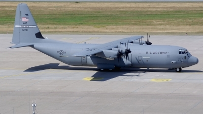 Photo ID 161317 by Günther Feniuk. USA Air Force Lockheed Martin C 130J 30 Hercules L 382, 11 5748