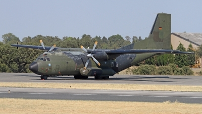 Photo ID 161300 by Fernando Sousa. Germany Air Force Transport Allianz C 160D, 50 17