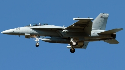 Photo ID 161482 by Jaysen F. Snow - Midwest Tail Chasers. USA Navy Boeing EA 18G Growler, 168932
