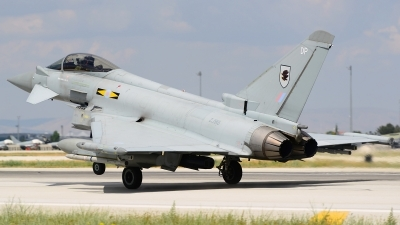 Photo ID 161458 by Stephan Franke - Fighter-Wings. UK Air Force Eurofighter Typhoon FGR4, ZJ915